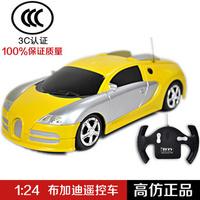 free shipping , Remote control car 1:24, bugatti remote control car , drop shipping