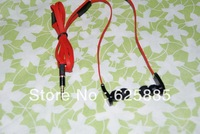 wholesale free shipping In stock,Hot offer Stereo 3.5mm Headphone/Earphone for mp3,mp4,mobile phone,PC,PADs 50pcs/lot