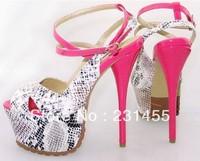 fashion snake high heels 2013 shoes women sandal