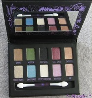 Free shipping! Urban Decay2013 Special Edition Ammo Shadow Box 10-color eye shadow 12pcs