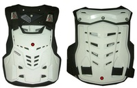 racing Armor,Motorcycle FULL BODY ARMOR motorcycle protector armour , motocross jacket black and white chest protector