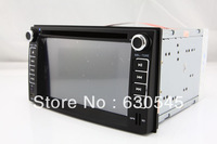2-Din In Dash Car DVD Player GPS Navigation Navi for Kia Lotze X-Trek Sedona Picanto Morning VQ with Audio Radio TV AUX free Map