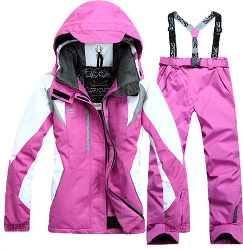 Зимняя Одежда Для Спорта И Отдыха Женская