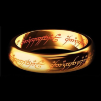Brand Ring female male lovers gold ring accessories fashion hot sale