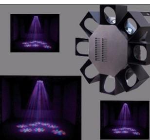 Led laser light led scanning light led effect lights