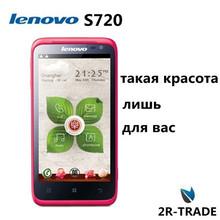 "lenovo original s720 4.5"" ips andorid os gps wifi 4.0 512 ram+4gb mtk6577 rom de doble núcleo doble tarjeta sim soporte multi- idioma(China (Mainland))"