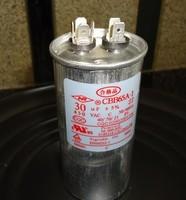 Air conditioning capacity 30uf air conditioner start capacitor 30uf 450v30uf capacitor cbb65a-1 30u