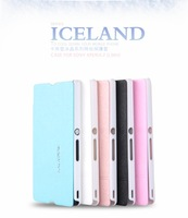 Xperia Z (L36H) Flip Leather Case, Original KALAIDENG Iceland Series Protective Phone Bags Case For SONY XPERIA Z (L36H)