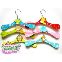 Pet dog clothes hanger pet small hanger