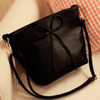 Bags 2013 women's bag fashion small bow bag one shoulder cross-body women's casual handbag