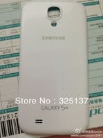 "Free shipping for galaxy S4 back cover original logo , which has "" galaxy S4 "" on it on the galaxy s4 back cover"