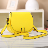 Free shipping Brief Candy Color female bags 2013 female vintage bag shoulder bag small bag all-match