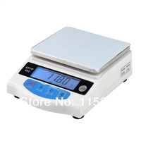 free shipping APTP452 1KG x 0.01g Precision bench scale Jewelry diamond Gold weighing digital kitchen scale