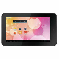 Newsmy T7S NewPad 7 inch HD Screen 1024 x 600 px AML8726 Dual Core 1.5GHz 1GB RAM 8GB ROM Webcam