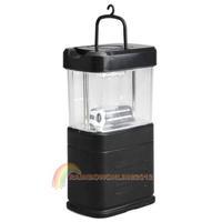 R1 Portable Energy-saving Camping Fishing 11 LED Bivouac Lamp Hook Lantern Light