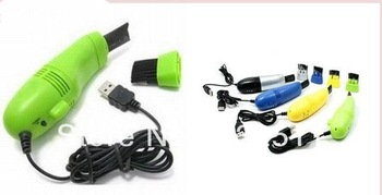 Computer PC Laptop Mini USB keyborad cleaner Vacuum new