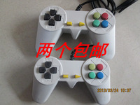 Super fc game controller small socket lengthen line video game machine handle