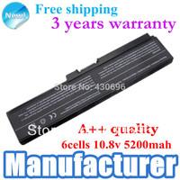 Laptop Battery For Toshiba PA3634U PA3635U PA3638U- PA3816U-1BAS PA3817U-1BRS PA3818U-1BRS PABAS117 PABAS118 PABAS178 PABAS22