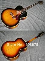 2013 New Arrival Custom Shop Guitar J-200 Vintage Original USA100% Excellent Quality