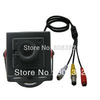 HD 960H 700TVL Effio Sony CCD 2.5mm Wide Angle Lens Mini CCTV Home Surveillance Security Tiny FPV Audio Mic Camera OSD D-WDR