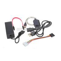 UN2F USB TO SATA IDE Hard Drive Cable Adapter Converter C1