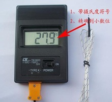 digital temperature probe promotion
