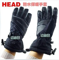 FREE SHIPPING Waterproof  head  motorcycle  ride  waterproof gloves for ourdoor riding