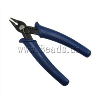 Free shipping!!!Jewelry Plier,Supplies For Jewelry, Ferronickel, 130x550x13mm, Sold By PC