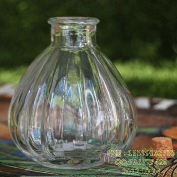 Quality sets of pots multi color glass flower pot vase decoration flower mini meat small bonsai 76