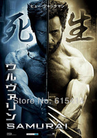 """15 The Wolverine Logan Hugh Jackman 2013 movie 14""""x20"""" inch wall Poster with Tracking Number"""
