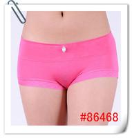 Panty briefs low-waist lace women panties bamboo fibre internality modal panties