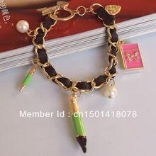wholesale pencil bracelet