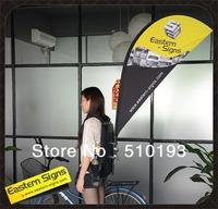 Outdoor Advertising Backpack Banner Flag