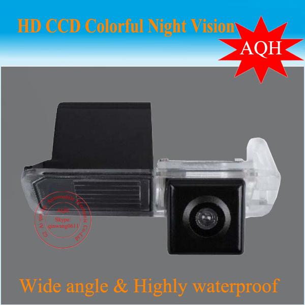 "Car power supply 12V waterproof Camera, rear view camera for VW CCD 1/3"" car parking camera for VW Golf 6(China (Mainland))"