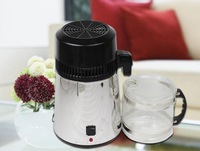 New Water distiller Ideal choice for water purifier appliances with Stainless steel blind cover/Portable water distiller