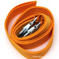 Car trailer rope emergency rope traction rope tools long 4 meters bearing 3  OK
