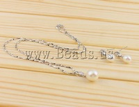 Free shipping!!!Natural Cultured Freshwater Pearl Jewelry Sets,Female Jewelry, bracelet & necklace, Round, natural, white