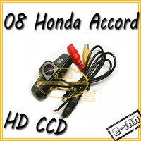 Night Vision car reverse camera for 08 Honda Accord HD CCD car camera 1pcs/lot  free shipping
