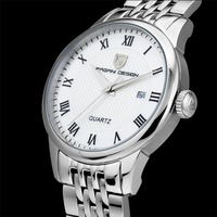 Pagani Design stainless steel brand watches men watch business men waterproof watch (CX-2650)