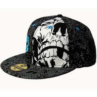 Hip hop skateboard hat devil bboy hip-hop cap flat along the cap baseball cap