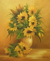 hand- made oil painting,free shipping,classical flowers