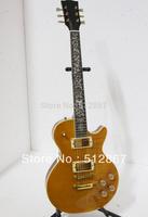 Wholesale - new custom yellow electric guitar