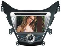 wholesale Hyundai Elantra Car DVD GPS navigation;Radio Navi 8 inch Player  bluetooth phonebook 3D UI;WinCE6.0;800*480;touch