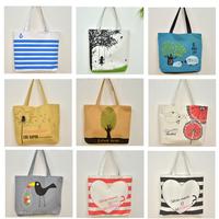 Free shipping/ women's handbag /street all-match canvas bag/ shopping bag / shoulder bag
