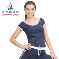 Spring and summer yoga clothes yoga clothing e2755a top