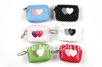 Love square zero wallet key package color randomly send