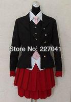 Umineko no Naku Koro ni Beatrice Halloween Cosplay Custom Made Free Shipping A0178