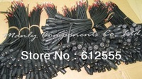 For CCTV 1000pcs 25cm High Quality 26C/0.16 20AWG 5.5*2.1mm DC Power Cable Non-shielded Twisted Cables 20kg