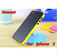 MOQ:1pcs ,Bumblebee SGP NEO Hybrid EX series colorful Case For iPhone 5,China Post Free Shipping