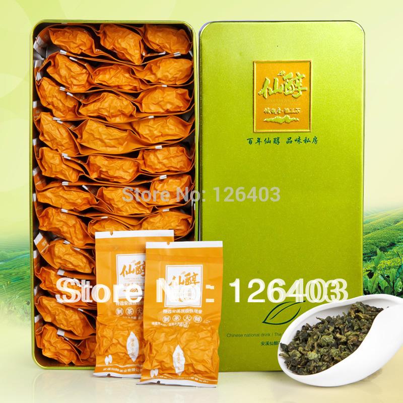 tops new premium organic Oolong Tea 36PCS 250g tieguanyin tea special grade natural health care tea high quality fragrance type(China (Mainland))